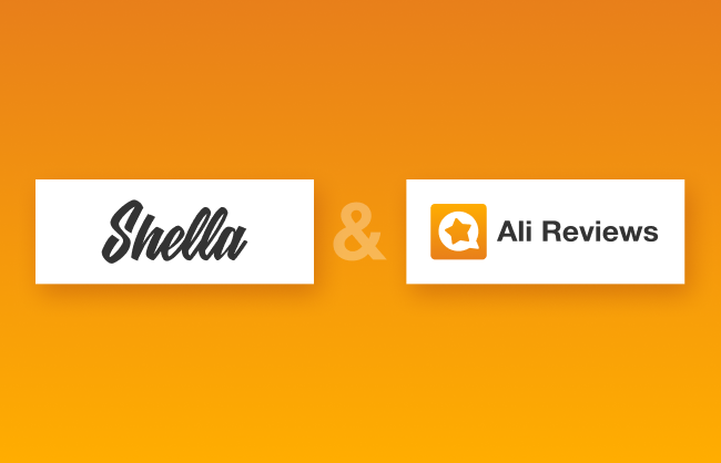How to install AliReview app at Shella theme