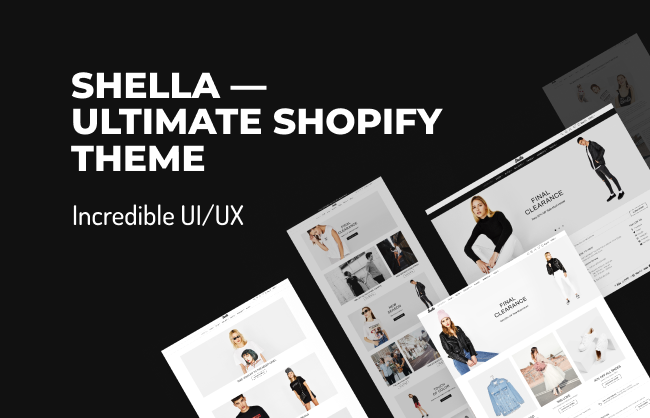 Shella Shopify theme