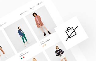 Catalog mode at Shella Shopify theme